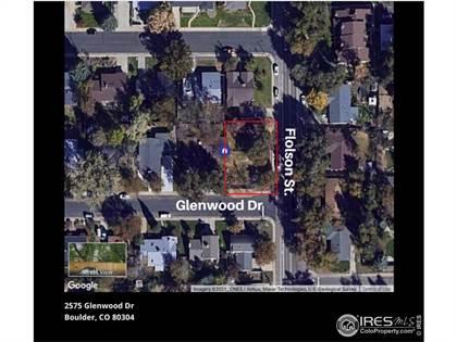 Lots And Land for sale in 2575 Glenwood Dr, Boulder, CO, 80304