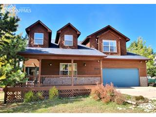 Single Family for sale in 2121 Valley View Drive, Woodland Park, CO, 80863