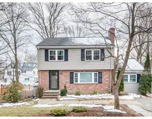 Single Family for sale in 11 Regina Ter, Newton, MA, 02466