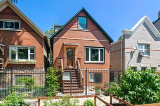 Single Family for sale in 2526 West Haddon Avenue, Chicago, IL, 60622
