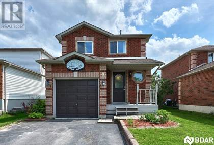 Single Family for sale in 9 HERSEY Crescent, Barrie, Ontario, L4N8P7