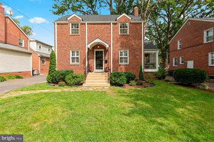 Residential for sale in 125 N OAKLAND ST, Arlington, VA, 22203