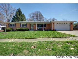 Single Family for sale in 2226 CELTIC LN, Springfield, IL, 62704