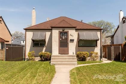 House for sale in 441 Rupertsland avenue, Winnipeg, Manitoba