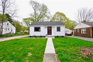 Single Family for sale in 1915 North Spencer Avenue, Indianapolis, IN, 46218