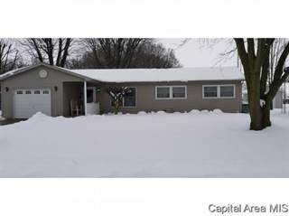 Single Family for sale in 415 W TREMONT ST, Waverly, IL, 62692