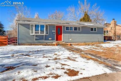 Residential Property for sale in 2520 Prairie Road, Colorado Springs, CO, 80909