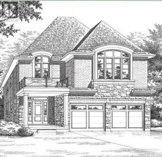 Single Family for sale in Lot 32 -  39 Hollybrook Trail, Kitchener, Ontario, N2R0M4