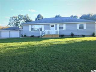 Single Family for sale in 5960 CLINTON, Jackson, MI, 49201