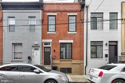 Residential Property for sale in 1347 S DOVER STREET, Philadelphia, PA, 19146