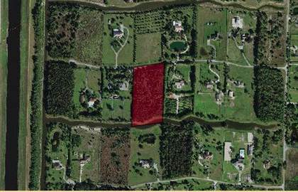 Lots And Land for sale in 19804 King Fisher Lane Lane, Loxahatchee, FL, 33470