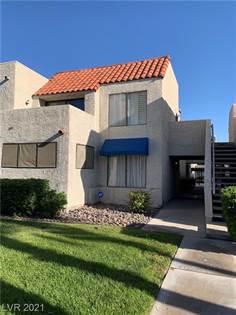 Residential Property for sale in 4391 Gannet Circle 10, Las Vegas, NV, 89103