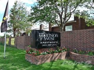 Apartment for rent in Mansion West Apartments, Oklahoma City, OK, 73112
