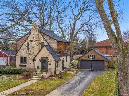 Residential Property for sale in 2380 YORKSHIRE Road, Birmingham, MI, 48009