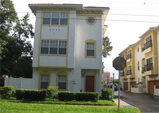 Townhouse for sale in 4409 W GRAY STREET 4, Tampa, FL, 33609