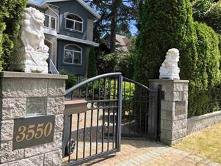 Single Family for sale in 3550 PHILLIPS AVENUE, Burnaby, British Columbia, V5A2W7