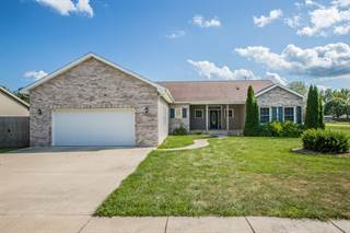 Single Family for sale in 101 Fox Run Court, Le Roy, IL, 61752