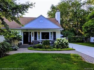 Single Family for sale in 801 LUDLOW Avenue, Rochester, MI, 48307