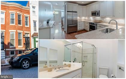 Residential Property for sale in 202 S EXETER STREET, Baltimore City, MD, 21202