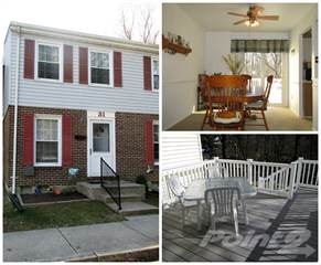 Townhouse for sale in 31 Monhegan Ct, Carney, MD, 21236