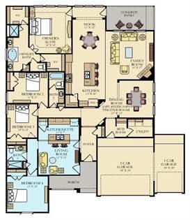 Singlefamily for sale in 1494 Iris Cove, Haslet, TX, 76052