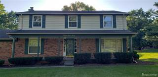 Single Family for sale in 2960 ACORN Road, Bloomfield Township, MI, 48302