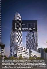 Condo for sale in M2M Condos, North York, Ontario