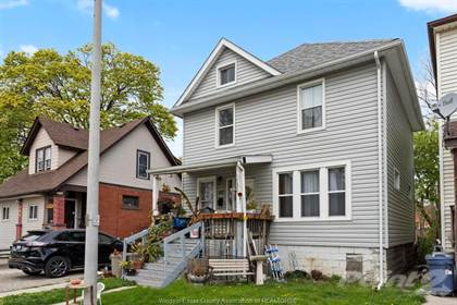 Residential Property for sale in 482 CAROLINE, Windsor, Ontario, N9A 6G2