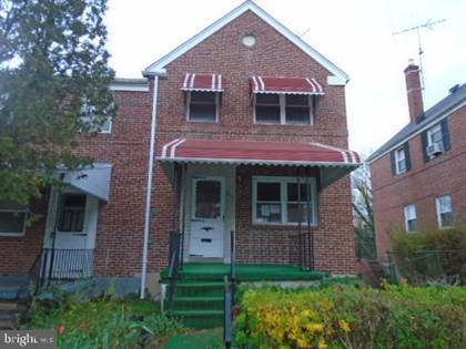 Residential for sale in 4733 WRENWOOD AVENUE, Baltimore City, MD, 21212