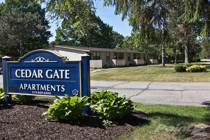 Apartment for rent in Cedargate - Michigan City, Michigan City, IN, 46360