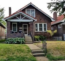 Single Family for sale in 5722 Finkman Street, Saint Louis, MO, 63109