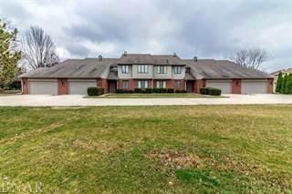 Condo for sale in 2403 North Pointe #G, Bloomington, IL, 61704