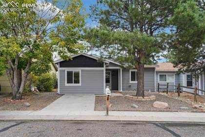 Residential for sale in 5940 Gunshot Pass Drive, Colorado Springs, CO, 80917