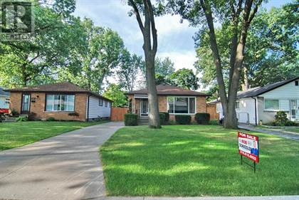 Single Family for sale in 1621 SUN VALLEY DRIVE, Windsor, Ontario, N9C3R1