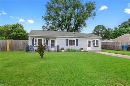 Residential Property for sale in 813 Stell Lane, Virginia Beach, VA, 23455