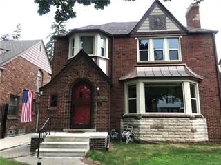 Single Family for sale in 19962 BRIARCLIFF Road, Detroit, MI, 48221