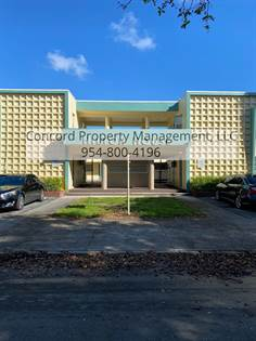 Apartment for rent in 1855 Adams St, Hollywood, FL, 33020