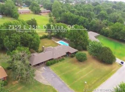 Residential Property for sale in 7359 E 25th Place, Tulsa, OK, 74129