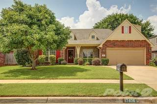 Single Family for sale in 17406 E 47th St , Tulsa, OK, 74134