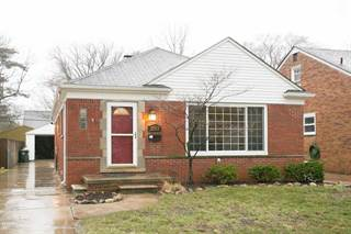Single Family for sale in 2037 Hollywood Ave, Grosse Pointe Woods, MI, 48236