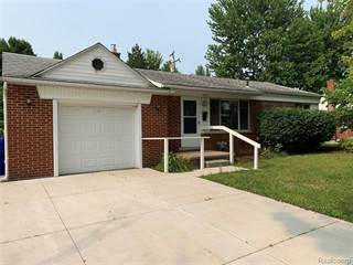 Single Family for sale in 18547 WOODBINE, Fraser, MI, 48026