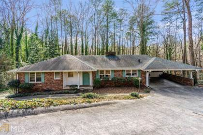 Residential for sale in 120 Finchley Ct, Sandy Springs, GA, 30328