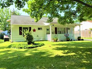 Single Family for sale in 1064 Bel Aire Drive, Rantoul, IL, 61866