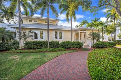 Residential Property for sale in 1750 GORDON DR, Naples, FL, 34102