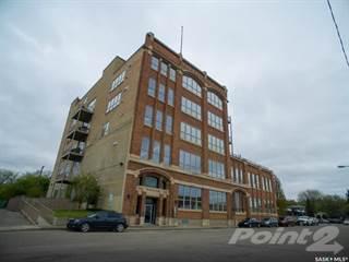 Condo for sale in 211 D AVENUE N 103, Saskatoon, Saskatchewan