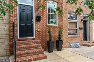 Townhouse for sale in 517 S MILTON AVENUE, Baltimore City, MD, 21224