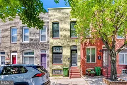 Residential Property for sale in 806 S PORT ST, Baltimore City, MD, 21224