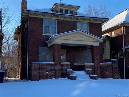Residential Property for sale in 4889 Spokane Street, Detroit, MI, 48204