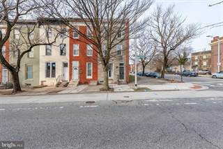 Townhouse for rent in 1050 N BROADWAY, Baltimore City, MD, 21205
