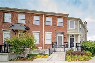 Condo for sale in 25 WILLOW BANK Common, St. Catharines, Ontario, L2S4C8